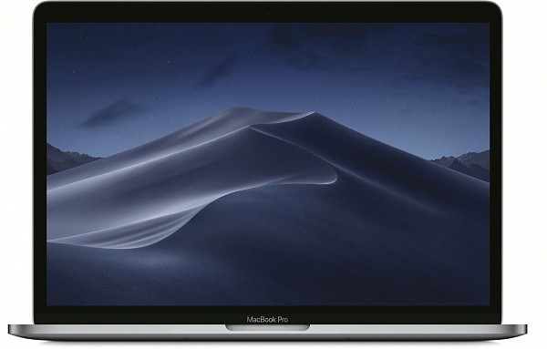 "Apple MacBook Pro 13"" (2017) серый космос"