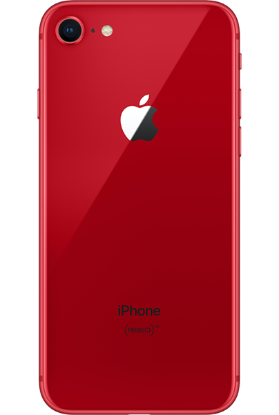Смартфон Apple RED iPhone 8 256GB