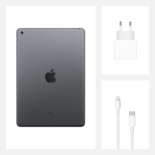 Планшет Apple iPad 8th Gen 2020 Wi-Fi 128GB (серый космос)