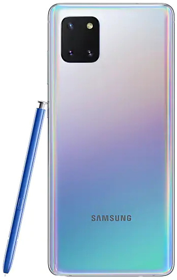 Смартфон Samsung Galaxy Note 10 Lite (аура)