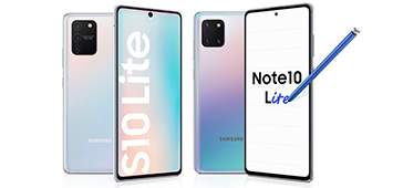 Обзор Samsung Galaxy Note 10 Lite и S10 Lite