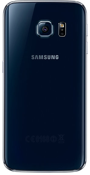 Смартфон Samsung GALAXY S6 edge 32GB G925F (черный сапфир)