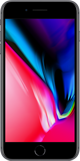 Смартфон Apple iPhone 8 Plus 256GB (серый космос)