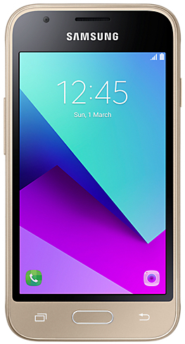 Смартфон Samsung Galaxy J1 mini prime J106F/DS (золотой)