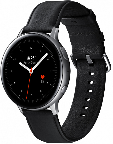 Смарт-часы Samsung Watch Active 2 40мм сталь