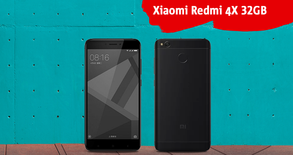 Xiaomi-Redmi-4X-32GB
