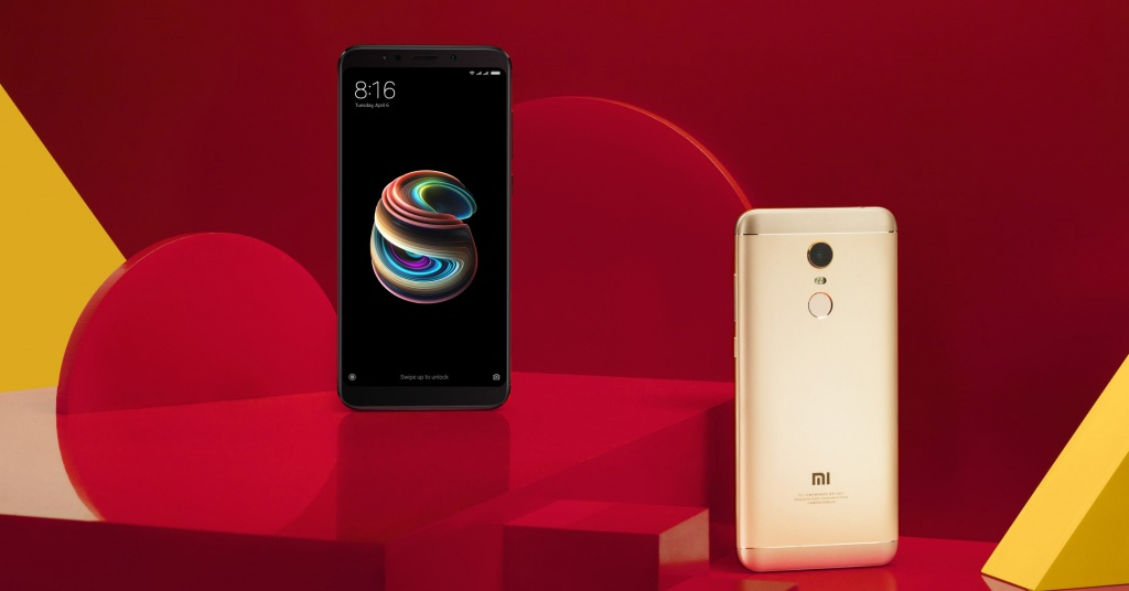 Новый Xiaomi Redmi 5 Plus уже в МТС!
