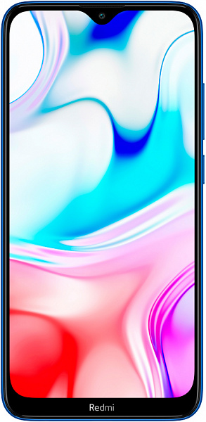 Смартфон Xiaomi Redmi 8 4/64Gb (синий)