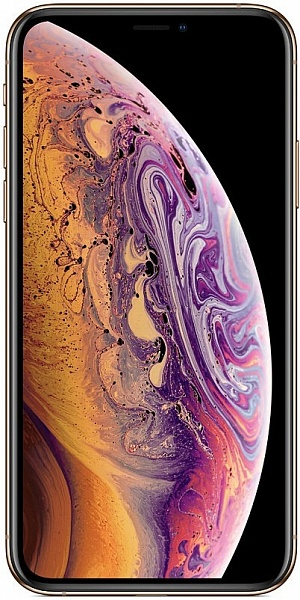 Смартфон Apple iPhone Xs 64GB (золото)