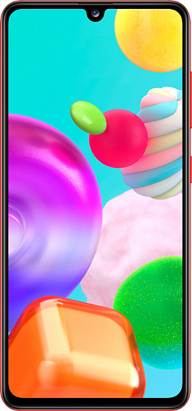 Смартфон Samsung Galaxy A41 4/64GB (красный)