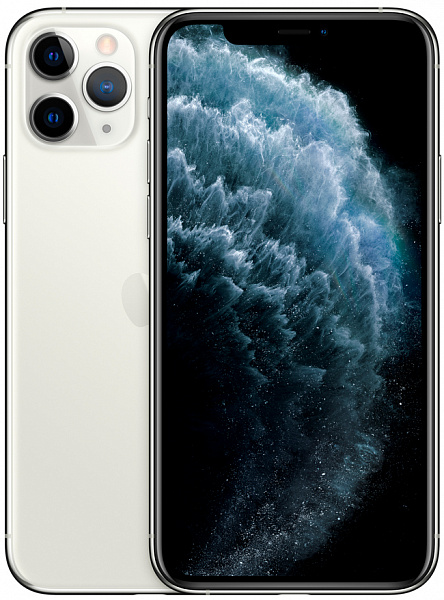 Смартфон Apple iPhone 11 Pro 64GB (серебро)