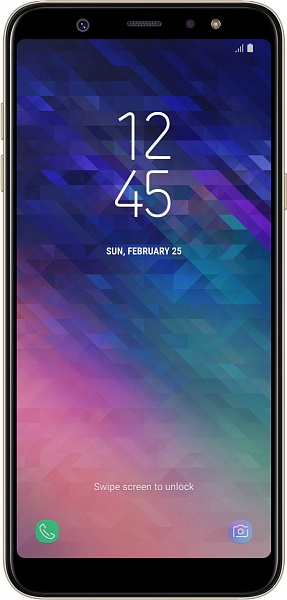 Смартфон Samsung Galaxy A6 Plus