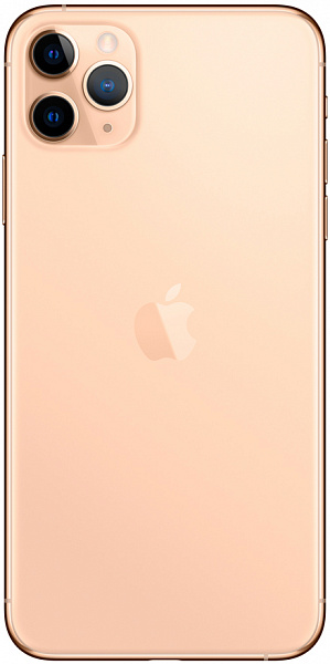 Смартфон Apple iPhone 11 Pro Max 64GB (золотистый)