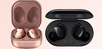 Galaxy Buds+ VS Galaxy Buds Live