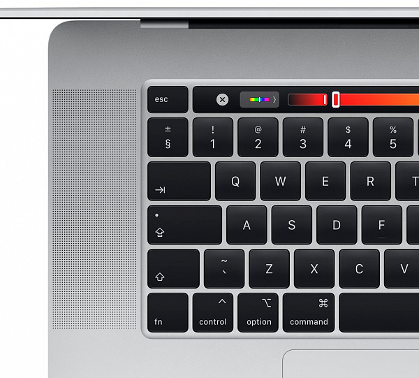 "Apple MacBook Pro 16"" Touch Bar (2019) 512Gb серебристый"