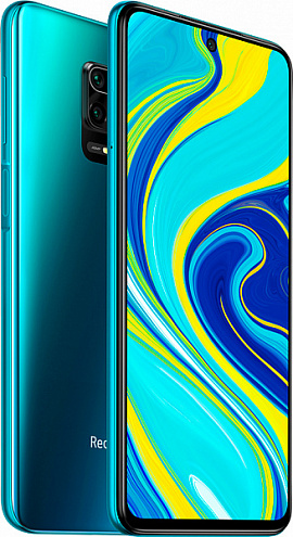 Смартфон Xiaomi Redmi Note 9S 6/128GB (синий)