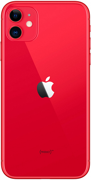 Смартфон Apple iPhone 11 64GB (PRODUCT)RED