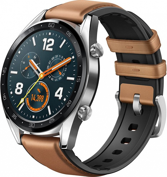 Смарт-часы Huawei Watch GT Business (сталь)
