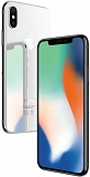 Смартфон Apple iPhone X 64GB (серебро)