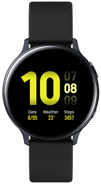 Смарт-часы Samsung Watch Active 2 44мм (лакрица)