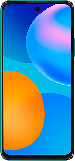 Смартфон Huawei P Smart 2021 4/128Gb (ярко-зеленый)