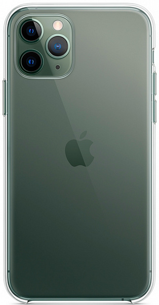 Чехол Apple для iPhone 11 Pro Clear Case (прозрачный)