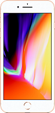 Смартфон Apple iPhone 8 Plus 256GB (золото)