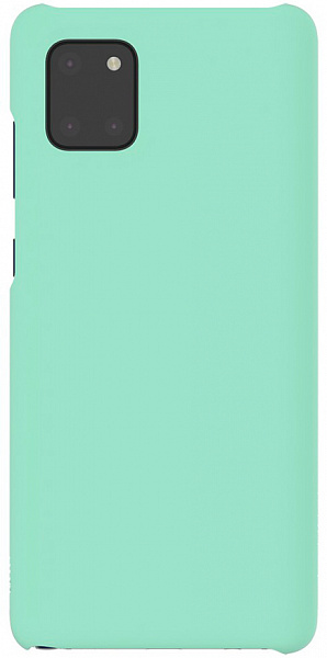 Чехол WITS Premium Hard Case для Samsung Galaxy Note 10 Lite (мятный)