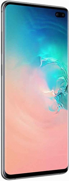 Смартфон Samsung Galaxy S10 Plus (перламутр)
