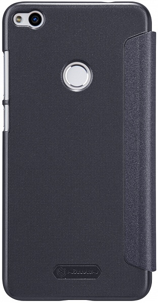 Чехол Nillkin Sparkle leather case (Huawei P8 Lite 2017 черный)