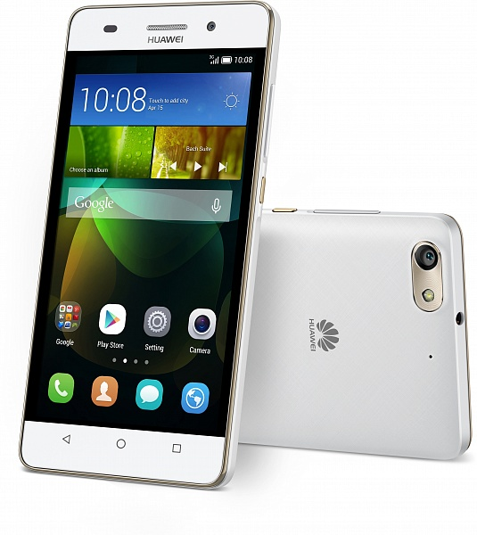 Смартфон Huawei G Play mini (белый)