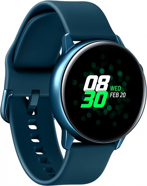 Смарт-часы Samsung Watch Active (зеленый)