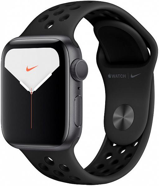 Смарт-часы Apple Watch Nike Series 5 40 мм (серый космос)