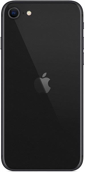 Смартфон Apple iPhone SE 64GB (черный)