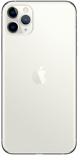 Смартфон Apple iPhone 11 Pro Max 256GB (серебристый)