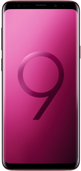 Смартфон Samsung Galaxy S9 Plus