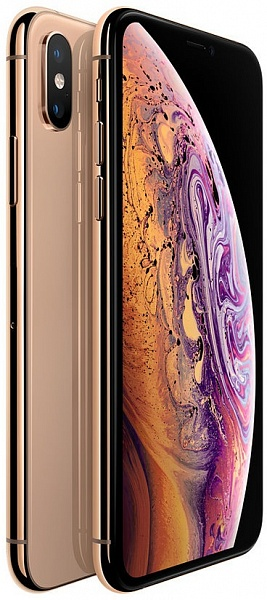 Смартфон Apple iPhone Xs Max 512GB (золотой)