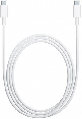 Кабель Apple USB-C to USB-C Charge Cable 1м (белый)