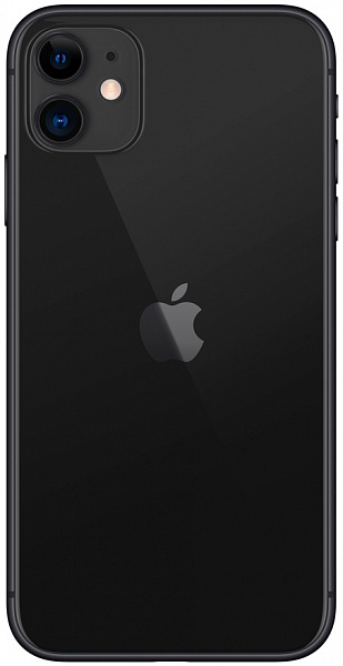 Смартфон Apple iPhone 11 128GB (черный)