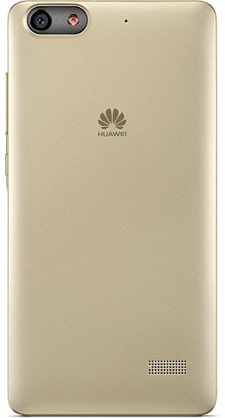 Смартфон Huawei G Play mini (золотой)
