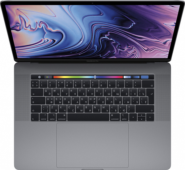 "Apple MacBook Pro 13"" Touch Bar (2019) 128Gb серый космос"