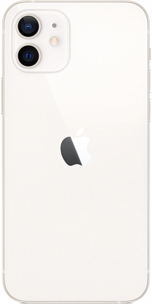 Смартфон Apple iPhone 12 mini 256GB (белый)