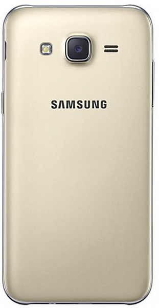 Смартфон Samsung Galaxy J5 J500H/DS (золотой)