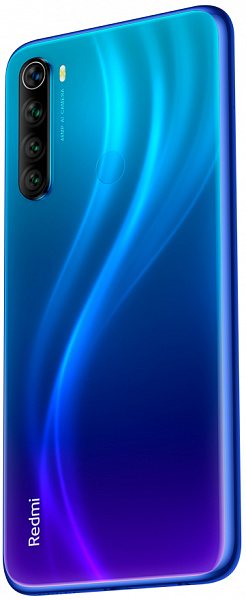 Смартфон Xiaomi Redmi Note 8 4/64GB (синий)