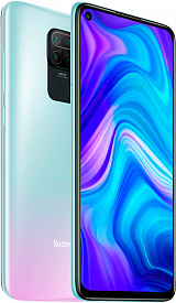 Смартфон Xiaomi Redmi Note 9 3GB/64GB версия без NFC (белый)